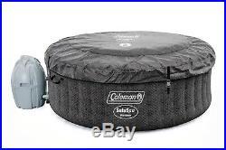 Coleman Saluspa 71 x 26 Havana AirJet Inflatable Hot Tub Remote Control Fits 4