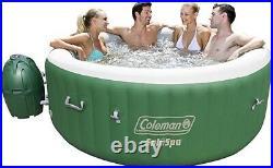 Coleman Saluspa Inflatable Hot Tub & Spa Pump Green (see description)