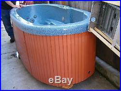 Columbia Spa Serenity 2 person hot tub Excellent Condition Working