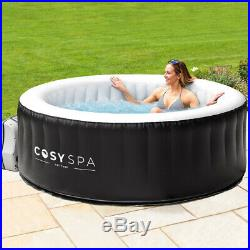 CosySpa Inflatable Hot Tubs LUXURY SPAS 4/6 Person 130 Jets FREE DELIVERY