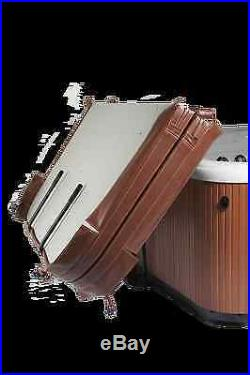 Cover Caddy Premium Hydraulic Undermount Hot Tub Cover Lift Spa Cover Lifter