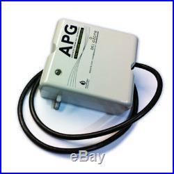 DelZone Ozone SPA-ECLIPSE TUV WITH AMP CORD APG-U-E06