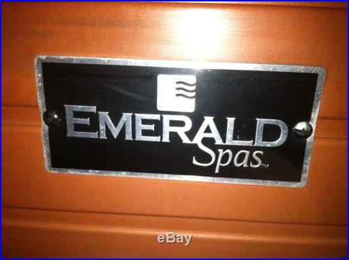 EMERALD SPA HOT TUB C540