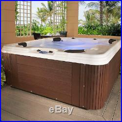 Essential Spas Endeavor 6-Person 50 Jet Hot Tub