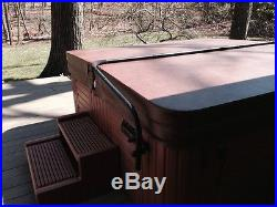 Excellent Condition, Used Caldera Spas, Tahitian Model, Seats 6 Adults, Hot Tub