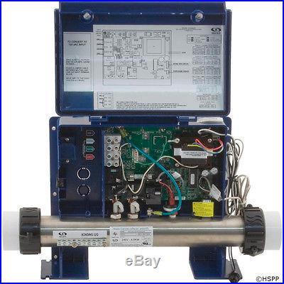 GECKO S-CLASS SPA CONTROL w/ TSC-9 Topside Control Panel BDL205212K9GE1