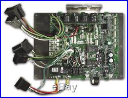 Gecko Circuit Board with Cable Kit, MSPA-MP-BF4 0201-300031