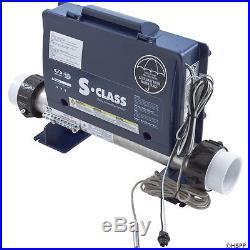 Gecko S-Class Control P1, P2, Oz, L, 4.0kW, 115v/230v, Mini Mold 3-72-7079