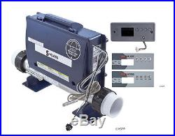 Gecko S-Class Spa Control & Topside Bundle 0202-205212 & TSC-19/K-19 Topside
