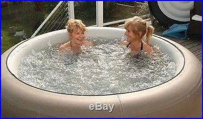 Grand Rapids Hot Tub Extra Deep 4 Person Inflatable Portable Spa