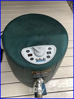 Green Softub Soft Tub Control Pump Powerpak Motor Jets Heater HotTub Spa Softtub
