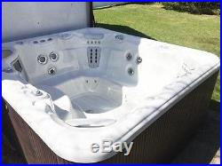 Hot Springs Spas Grande Hot Tub Spa
