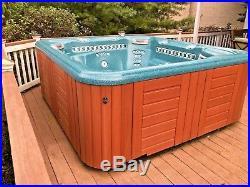 HOT SPRING 7 PERSON 500 GALLON GRANDEE Spa Hot Tub Jacuzzi Winchester, VA