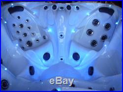 HOT TUB SPA 2018 HIGH END QUALITY! WICKED COOL STYLING! $9000 value! Bath sauna