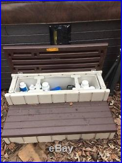 Hardly Used 2016 Vita Nuage Spa Hot Tub Fully Loaded with accessories
