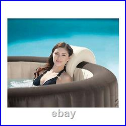Head Rest Pillow Intex Lay Z Spa Accessories Pool Inflatable Rest Cushion Head