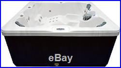 Home and Garden Spas 5-Person 51-Jet Spa with Stainless Jets and Ozone System