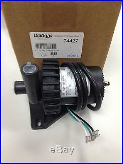 Hot Spring Spas Circulation Pump 74427 SilentFlo 5000