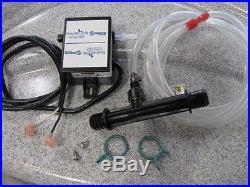 Hot Spring Tiger River Spa FreshWater 3 III Ozonator PN 72602 OZONE COMPLETE KIT