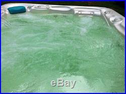 Hot Springs Spa Hot Tub 2005