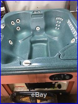 Hot Springs Watkins Prodigy Hot tub 110v/220v