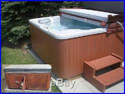 Hot Tub Accessories Jacuzzi And Spas Cabinet Highwood Replacement Kit Best New