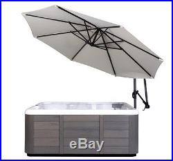 Hot Tub Accessories Umbrellas Jacuzzi Spa Outdoor Patio Stand Cover Base Offset