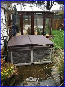 Hot Tub Covers Cover All Sizes Grey Brown HottubDoctors Repair Parts Chems