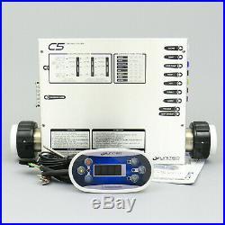 Hot Tub Heater Control Digital Spa Controller Pack United Spa Controls CBT8 C5