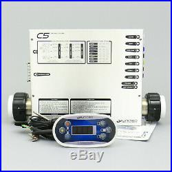 Hot Tub Heater Control Spas Controller Pack United Spa Controls CBT8 C5 SPECIAL