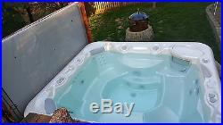 Hot Tub Hot Springs Grandee 7 person Spa