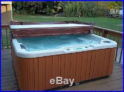 Hot Tub Hydro Spa Z60 Used Works Great Cincinnati Ohio