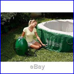 Hot Tub Jacuzzi Spa Massage 4-6 People Durability Comfort Cover Pump System