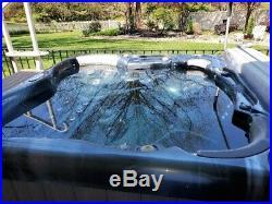 Hot Tub Riviera Spas Lily