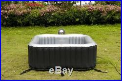 Hot Tub Spa Jacuzzi Outdoor Portable Inflatable Mspa Alpine M-009LS 4 Seater New
