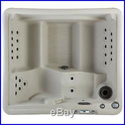 Hot Tub Spa Lifesmart LS350DX 5-Person 28-Jet Plug & Play Spa NEW