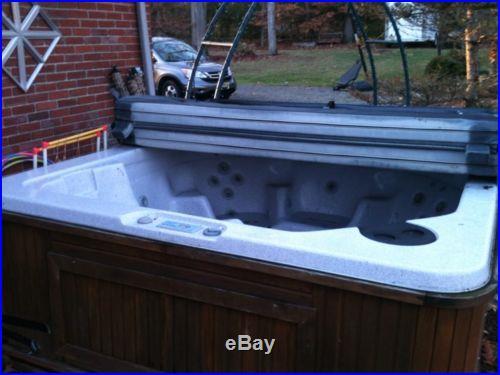 Hot Tub, Sundance, Sests 6-8