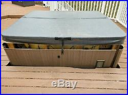 Hot Tub with cover works but needs parts to use all settings
