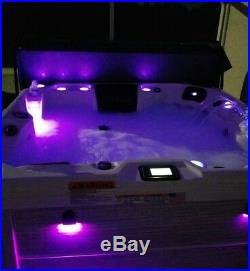 Hot Tubs and Spas Jucuzzis and Jets Soft Pillows Wifi We come to you