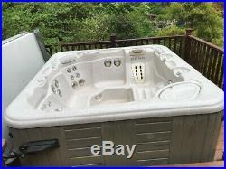 Hot springs spa hot tub Envoy