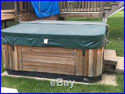 Hot tub, Coleman 448, 6 person with Cover