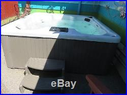 Hot tub legacy royal Islands eight seater was 9000 intrepid