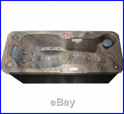 Hudson Bay Spas 1-Person 19-Jet Plug and Play Hot Tub