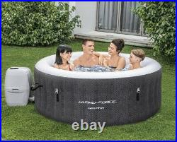 Hydro-Force Havana Inflatable Hot Tub & Spa with 4 Adult Capacity 177 Gallons
