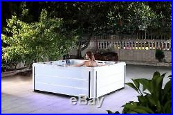 IdealSpa HOT TUB BRAND NEW LUXURY JACUZZI WHIRPOOL HOT TUB PLUG & PLAY, 89 JETS
