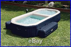Inflatable Hot Tub SPA Intex Portable Jacuzzi Swimming Pool Bubble Massage 152