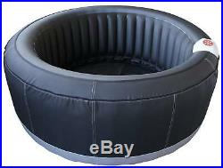 Inflatable Portable Bubble Massage Spa Jacuzzi Whirlpool with Thermocover