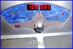 InstaSPA InstaSPA Deluxe 4-Person 8-Jet Inflatable Plug and Play Spa