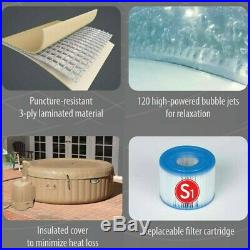 Intex 28403E 77 PureSpa Portable Bubble Massage Spa