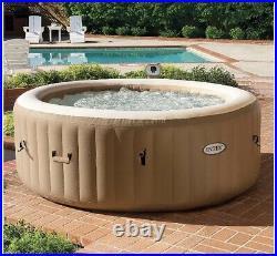 Intex 4-6 Person PureSpa Bubble Massage Inflatable Hot Tub Spa 28425E BRAND NEW